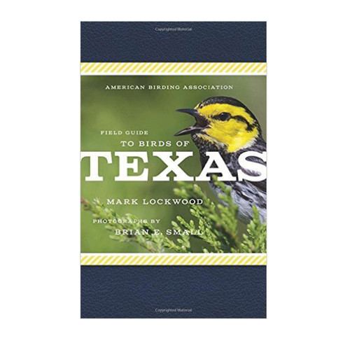 Field Guide to the Birds of Texas-Book