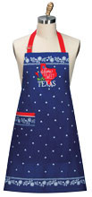 Home Sweet Texas Apron