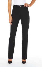 French Dressing Petite (Suzanne) Straight Leg Jean (2 Colors)