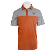 Texas Longhorn Columbia Front Nine Polo