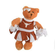 Texas Longhorn Cheer Bear