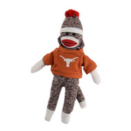 Texas Longhorn Pennington Sock Monkey