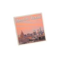 Austin City-Scape Coaster