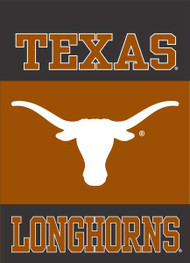 Texas Longhorn Double Sided Banner 013304029