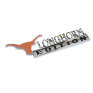 Texas Longhorn Edition Emblem