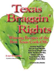Texas Braggin' Rights-Tiny Cookbook