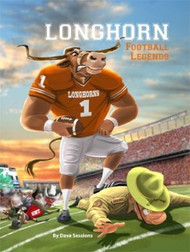 Longhorn Football Legends-Tiny Book