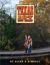 Texas 107 Best Walks-Tiny Book