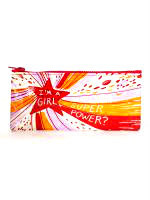 Blue Q I'm a Girl, What's Your Super Power? Accessories Case