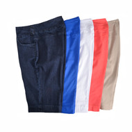 Thin Her Pull-On Shorts (6 Colors)