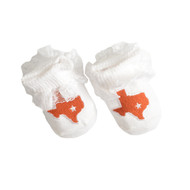 Team Color Texas Booties with Lace (2 Colors)
