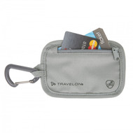Travelon RFID Blocking Clip Stash Pouch (13368)