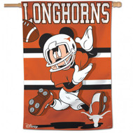 Texas Longhorn Mickey Mouse Banner 76647117