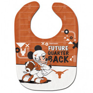 Texas Longhorn Mickey Mouse Bib