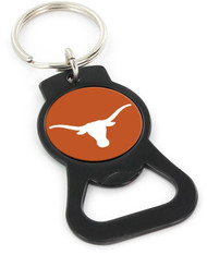 Texas Longhorn Bottle Opener Keychain