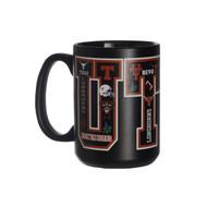 Texas Longhorn UT89 Matte Mug  MF4070BSUB