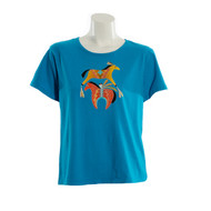 Sabaku Spirited Horses Short Sleeve Tee - front