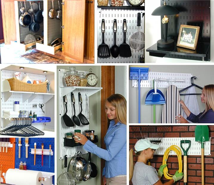 Metal Pegboard Organizers Gallery Of Home Pegboard
