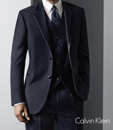 Calvin Klein Midnight Navy Troy Tuxedo Jacket and matching Pants