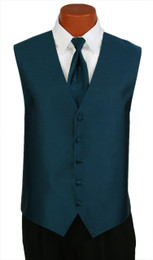 "Ralph Lauren ""Vineyard"" Vest and Long Tie in Oasis"