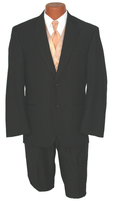 "Calvin Klein ""Rome"" Tuxedo Jacket and Pants"