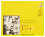 "341708, Strathmore Bristol Smooth Pad 300 Series, 14""x17"""
