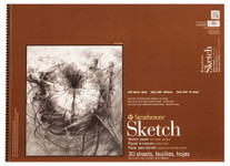 "341678, Strathmore Sketch 400 Series, 18""x24"""