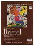 "341711, Strathmore Bristol Vellum Pad 400 srs, 9""x12"""