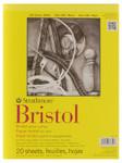 "341700, Strathmore Bristol Vellum Pad 300 Series, 9""x12"""