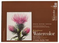 "341639, Strathmore Watercolor Pad 400 Series, 18""x24"""