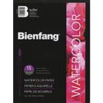 "341471, Bienfang pH Neutral Watercolor Paper Pad, 11""x15"""