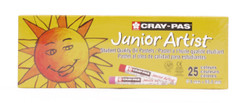 447651, Cray-Pas Junior Artist Oil Pastel Set, 25/pastel
