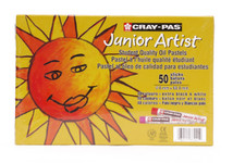 447649, Cray-Pas Junior Artist Oil Pastel Set, 50/pastel