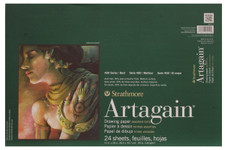 "347111, Strathmore Artagain 400 Series Asst.Tints, 12""x18"""