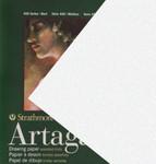 "347115, Strathmore Artagain 400 Series Flannel White, 19""x25"""