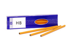 443019, Vocational Drafting Pencils, HB, Dozen
