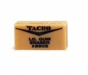 """474217, Gum Eraser, 2""""x1""""x1"""", 1dz."""
