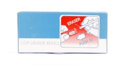 474249, Pen-Pal Click Eraser Refills, 1 dz.