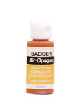 518010, Badger Air - Opaque Airbrush Colors, 1 oz.Bottle, 7-26, Burnt Orange