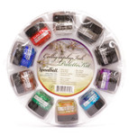 511568, Speedball Artist Pigmented Acrylic Ink Kit, 10 color plus a free Palette