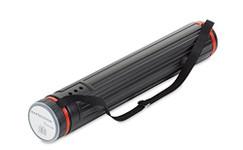 572360, Plastic Telescoping Travel & Storage Tube