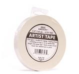 """572215, White Artist Tape, 3/4"""" x 60yd."""