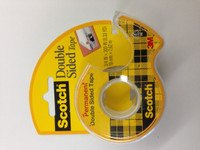 "572208, Double Stick Tape, 3/4"" x 8.33yd."