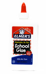 572120, Elmer's Washable School Glue, 8oz.