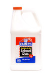572122, Elmer's Washable School Glue, 128oz.