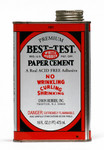 572102, Best-Test Rubber Cement, 16oz.**UNAVAILABLE AT THIS TIME