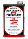 572103, Best-Test Rubber Cement, 32oz.**UNAVAILABLE AT THIS TIME
