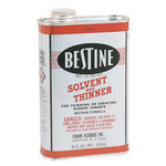 572105, Bestine Rubber Cement Thinner, 16oz.*UNAVAILABLE AT THIS TIME