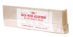 630111, Balsa Wood Assortment