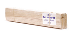 630113, Balsa Wood Odds & Ends